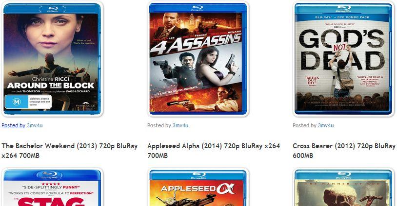 MACAM-MACAM ADA : Top 7 websites to download movies for free