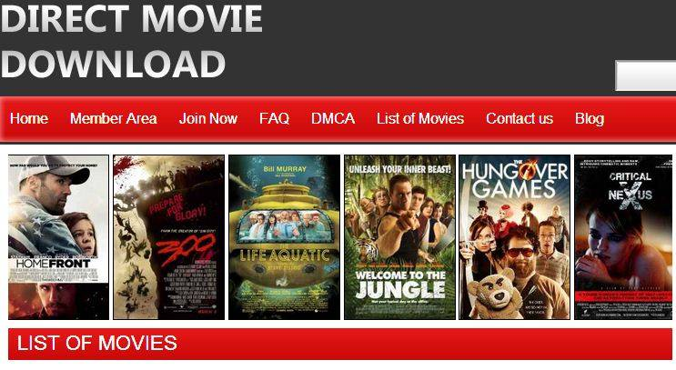 Top 7 websites to download movies for free: movie download sites 2014