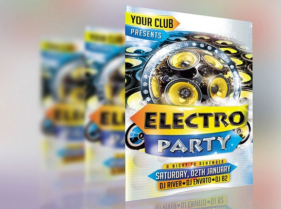 free psd flyer templates10