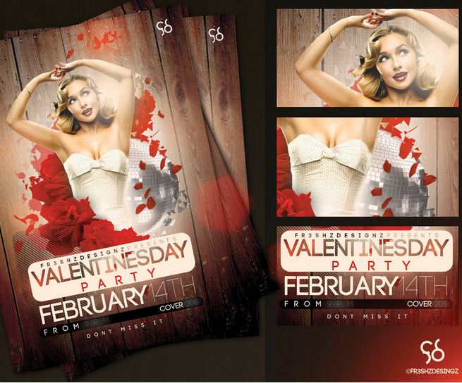 free psd flyer templates20