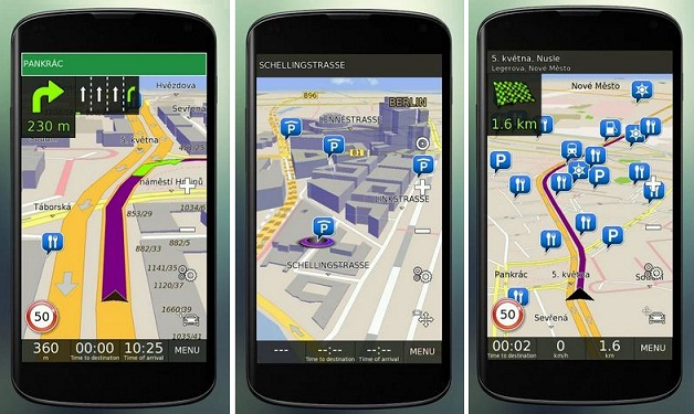 best gps app for android phones