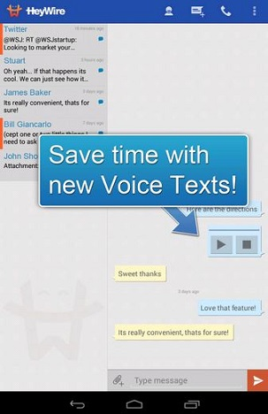 best texting app for android2