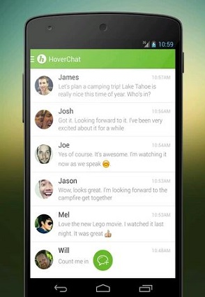 best texting app for android3