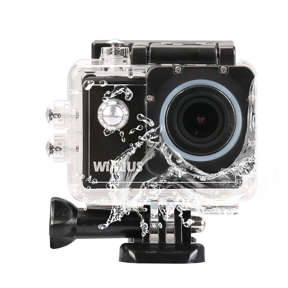 WiMiUS S2 Wifi Full HD 1080P 60fps Action Camera