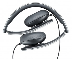 Shure SRH145m+ Portable Collapsible Headphones with Remote and Microphone