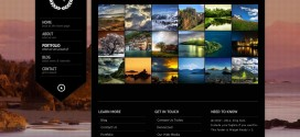Create Your Own Website with various layouts