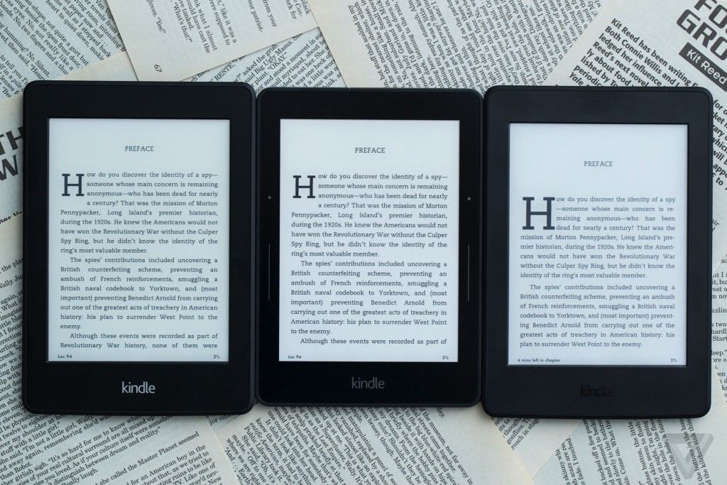 Nook Vs Kindle Battle Of The E Readers White Summary