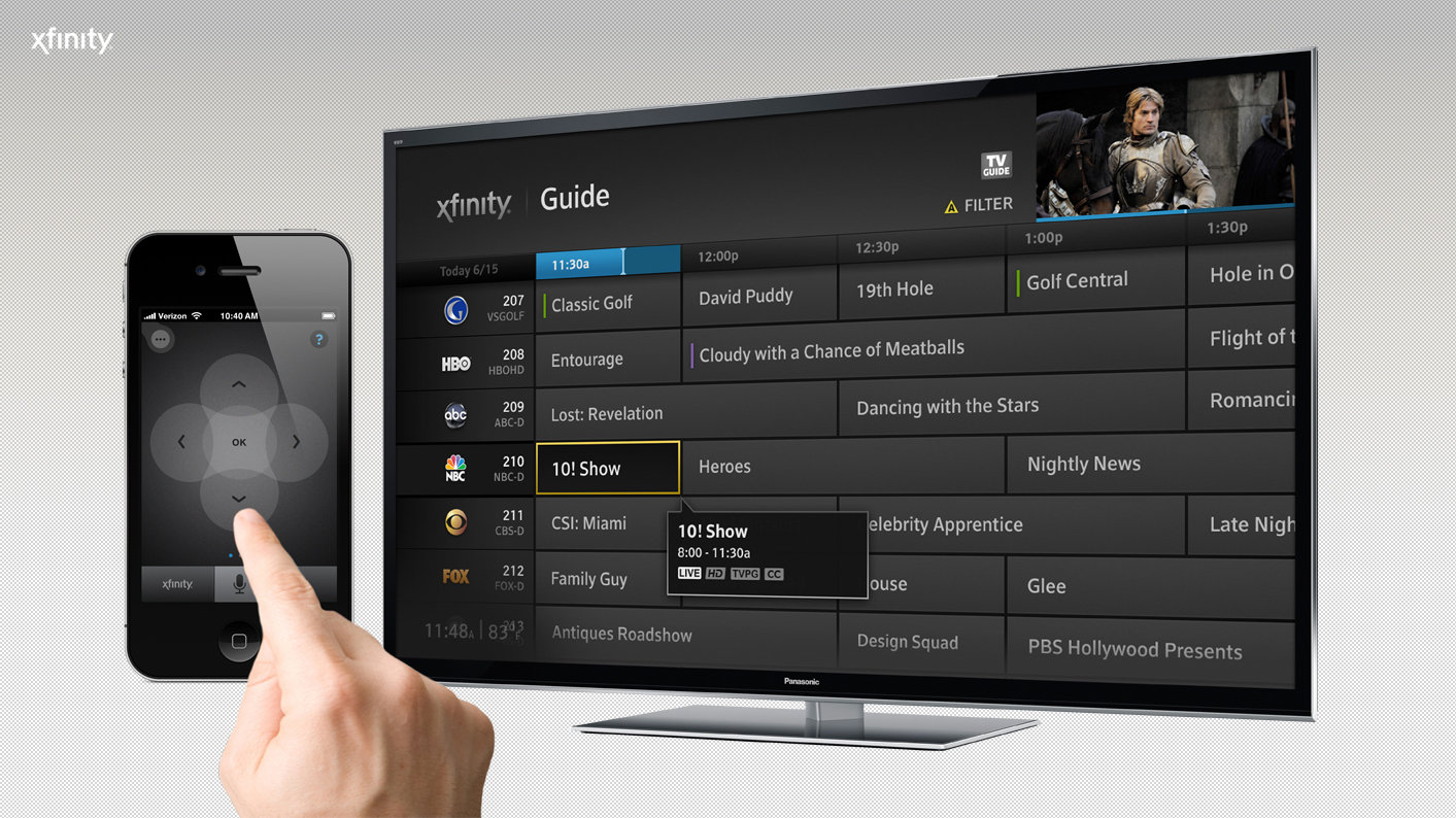 Xfinity Tv All There Is to Know A...