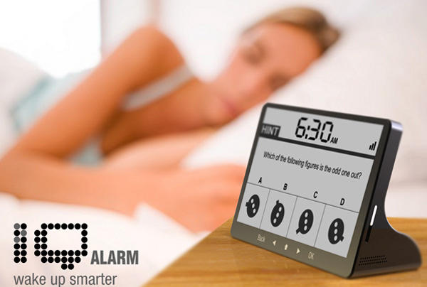 cool alarm clocks mensa
