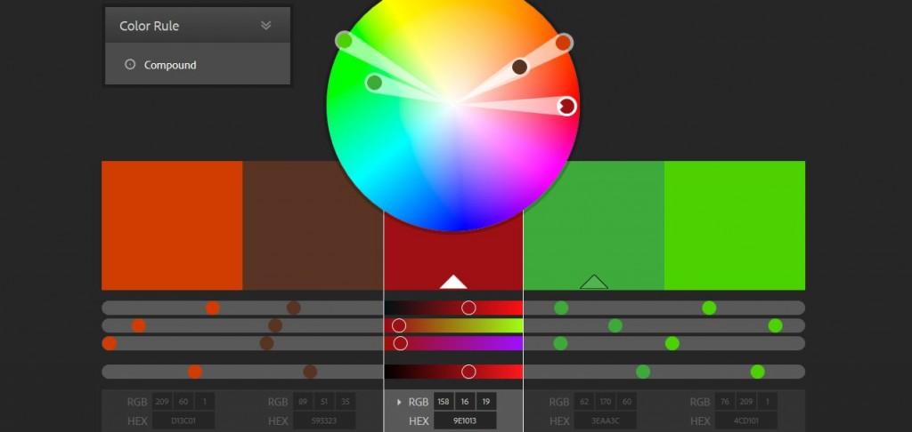 """""""css color picker adobe kuler kuler adobe adobe color wheel color palette maker color schemes for websites create"""""""