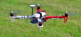 Photo of quadcopter-type Drone