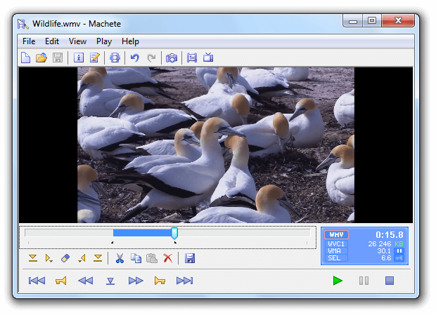 Best Free Video Editing Software - White summary