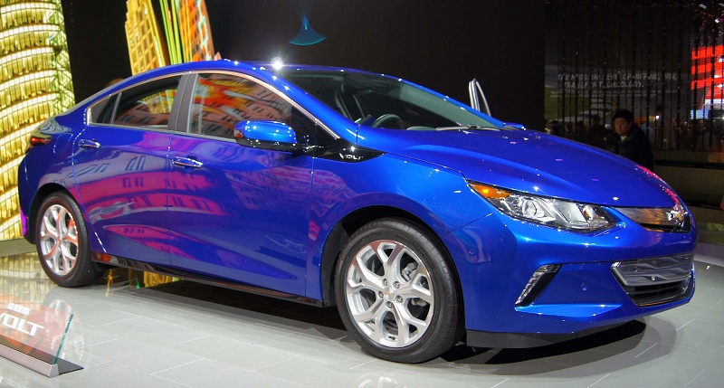chevrolet volt 2016 best hybrid cars