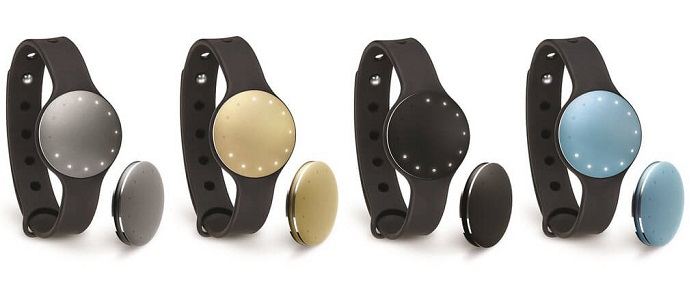 misfit shine gadgets as bracelets and separately