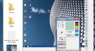 Screenshot Captor interface