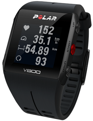 Polar V800, probably the best waterproof fitness tracker