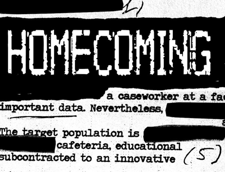 Homecoming podcast script