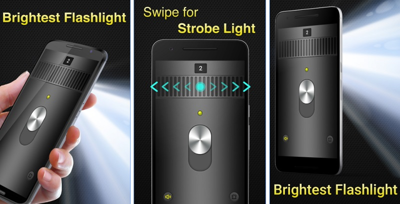 how Flashlight LED Light works