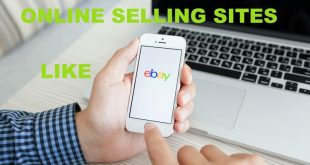 Image concept for online selling sites like eBay