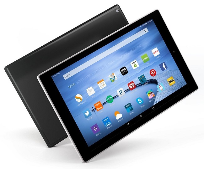 Kindle Fire HD 10 inch cheap tablet