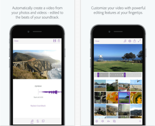 Adobe Premiere Clip, best video editing app for iPad