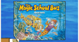 The Magic School Bus Oceans By Scholastic Inc.