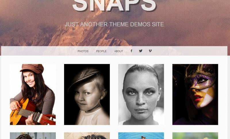 Best WordPress Themes For Photographers