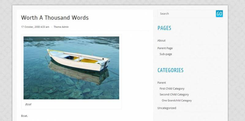 Free WordPress Themes For Photographers
