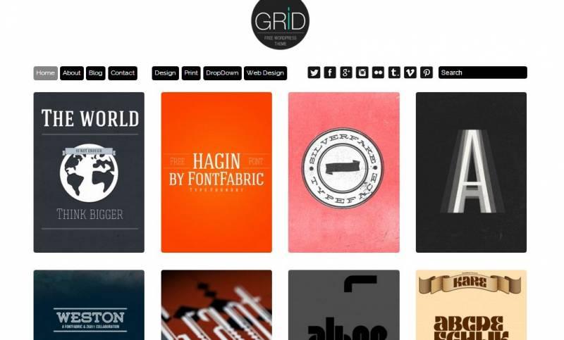 WordPress Themes For Photographers Free