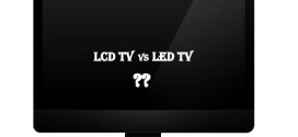difference between LCD and LED TV