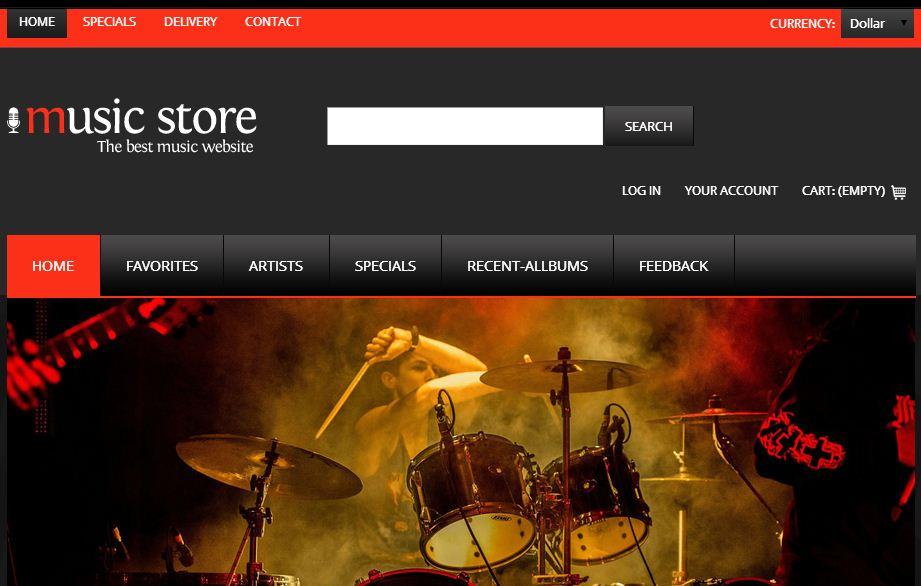 free responsive html5 templates21