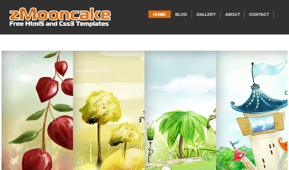 free responsive html5 templates27