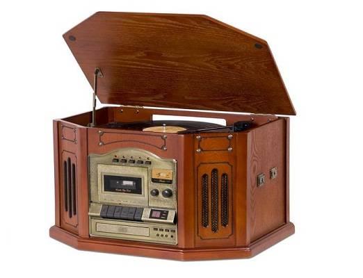 vintage style turntable