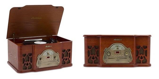 vintage turntables