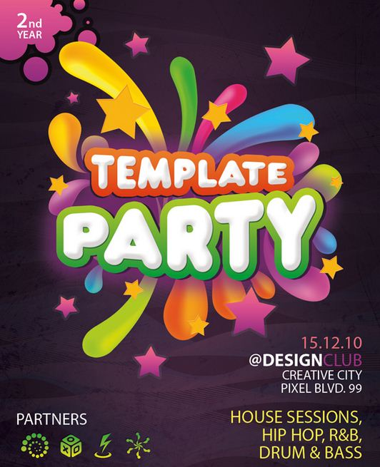 free psd flyer templates12
