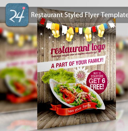 free psd flyer templates21