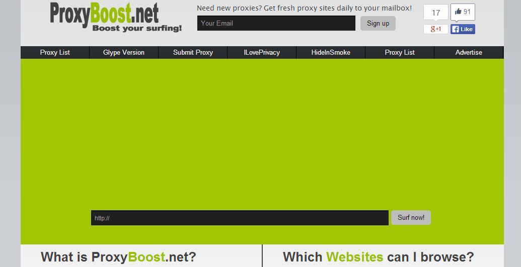 4 Facebook Login Proxy Websites that Actually Work