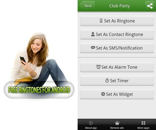 best android ringtone app