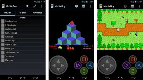 gameboy emulator android