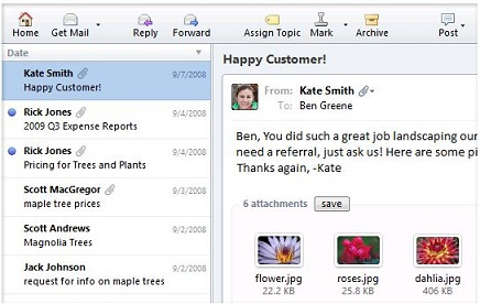 Top 6 best email clients for windows XP, 7 & 8