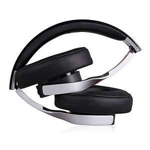 Ausdom M08 Wired Wireless Bluetooth Stereo Headphones with Mic