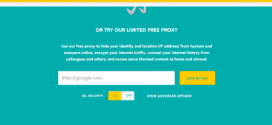 One of the best proxy websites
