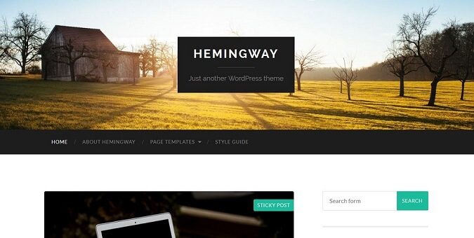 """free wordpress themes best 2014 responsive premium portfolio blog photography business ecommerce"""
