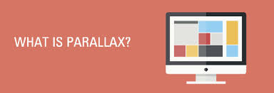 parallax web design