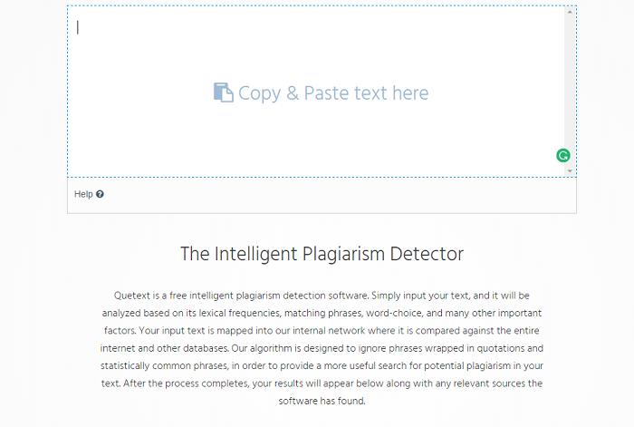 quetext.com screenshot