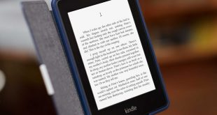 Kindle Voyage e-book reader