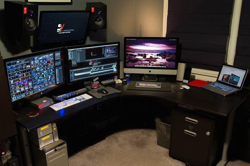 video editing Mac setup