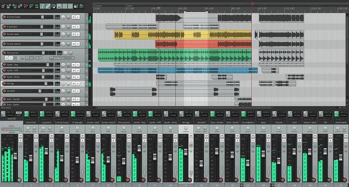 Reaper recording software