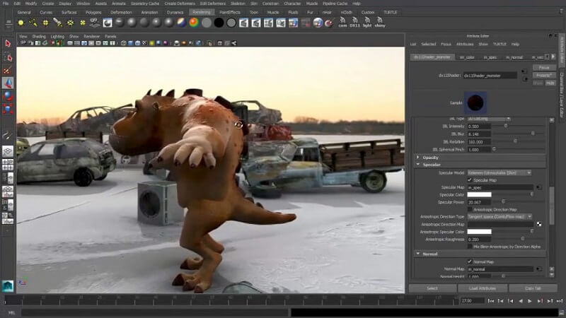autodesk maya templates - top 5 best animation software for creatives and beyond