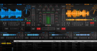 Mixxx, one of the best DJ software